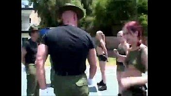 military lovemaking school blow-job guideline