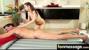 Babe Hottie Fires Fantasy Massage 15