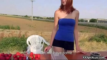 public pickups - nubile inexperienced euro stunner entices.