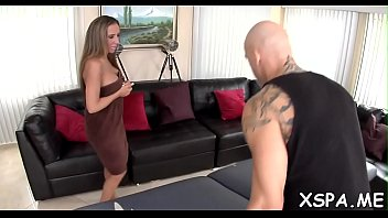 stud uses his thick rod to poke a.