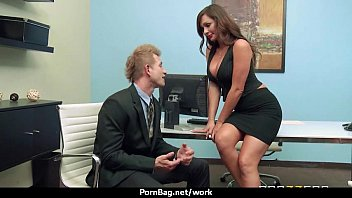 mind-blowing naughty cougar luvs harsh bang-out at work nine