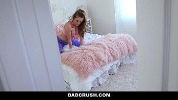 dadcrush - witnessing my massive donk.