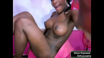 Small Tits Big Ass Ebony Cams