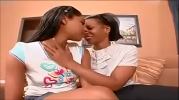 spankbang black girl/girl mommy introduces herself to her.